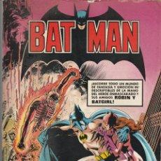 Tebeos: BAT MAN / ¡UN FANTASMA CONTRA BATMAN! + 3 (1979). Lote 63439804
