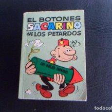 Tebeos: MINI INFANCIA : NUMERO Nº158 - EL BOTONES SACARINO EN: LOS PETARDOS - 1ª EDICION - 1972. Lote 63551372