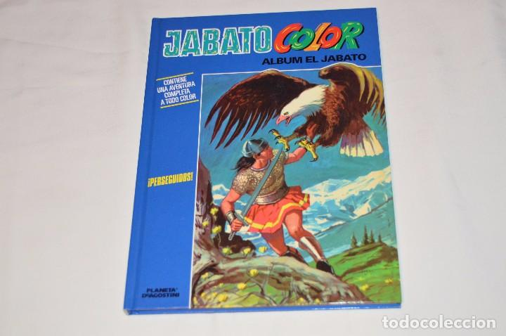 JABATO COLOR - COMO NUEVO, MUY BUEN ESTADO - Nº 3 - PLANETA DE AGOSTINI (Tebeos y Comics - Bruguera - Jabato)