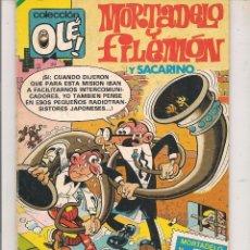 Tebeos: OLÉ!. MORTADELO Y FILEMÓN. Nº 282. BRUGUERA. 1ª EDICIÓN. 1983. (MA)C/6. Lote 63907163