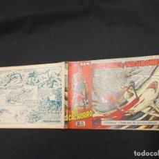 Tebeos: EL CACHORRO - Nº 134 - RUFIANES Y TIBURONES - IRANZO - ORIGINAL - BRUGUERA -. Lote 63949499