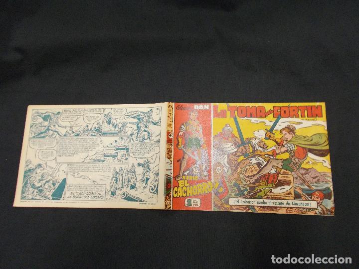 EL CACHORRO - Nº 121 - LA TOMA DEL FORTIN - IRANZO - ORIGINAL - BRUGUERA - (Tebeos y Comics - Bruguera - El Cachorro)
