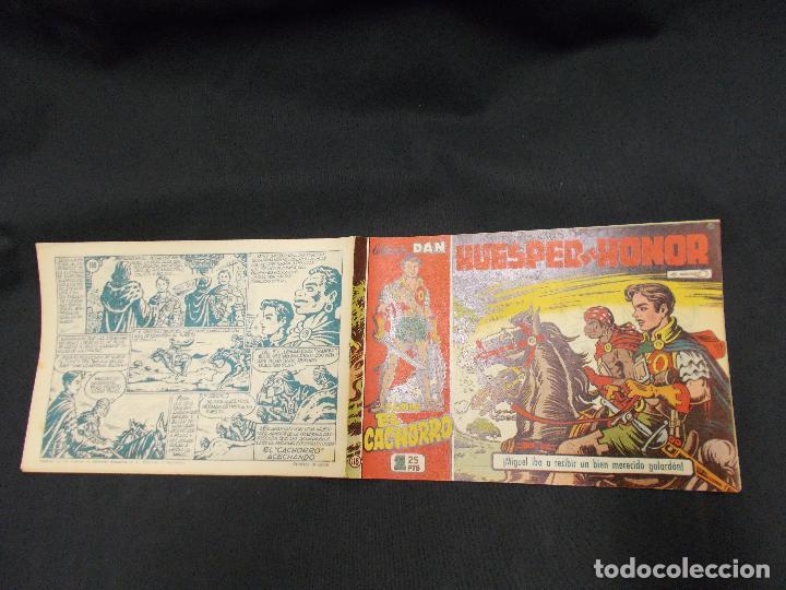 EL CACHORRO - Nº 118 - HUESPED DE HONOR - IRANZO - ORIGINAL - BRUGUERA - (Tebeos y Comics - Bruguera - El Cachorro)