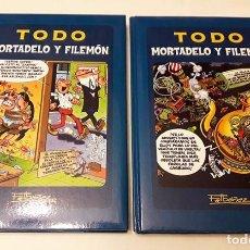 Tebeos: TODO MORTADELO Y FILEMÓN.. Lote 63981223
