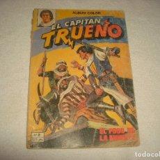 Tebeos: CAPITAN TRUENO N° 2 . EL FOSO DE LA MUERTE. Lote 63992723