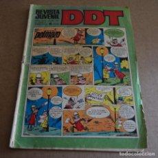 Tebeos: DDT Nº 129. AÑO XVIII, III EPOCA. BRUGUERA 1970. LITERACOMIC.. Lote 64002403
