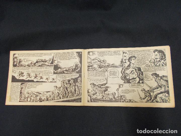 Tebeos: EL CACHORRO - Nº 116 - SORTEANDO PELIGROS - IRANZO - ORIGINAL - BRUGUERA - - Foto 2 - 64015543