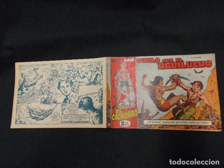 EL CACHORRO - Nº 112 - DUELO CON EL AGUILUCHO - IRANZO - ORIGINAL - BRUGUERA - (Tebeos y Comics - Bruguera - El Cachorro)