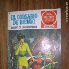 Tebeos: JOYAS LITERARIAS EL CORSARIO DE HIERRO ENIGMA EN LOS CARPATOS Nº20. Lote 64035023