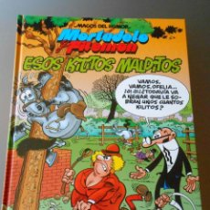 Tebeos: MORTADELO Y FILEMON - ESOS KILITOS DE MAS. Lote 64050719