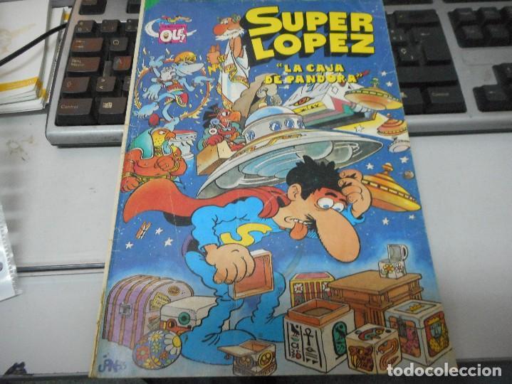 SUPER LOPEZ NUMERO 8 (Tebeos y Comics - Bruguera - Ole)