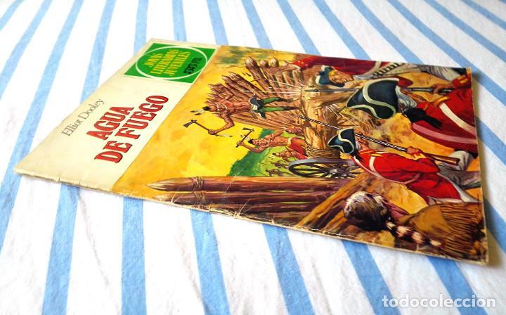 Tebeos: nº 15 Agua de fuego Joyas Literarias juveniles Bruguera 1972 Elliot Dooley Cómic libro - Foto 2 - 64121803