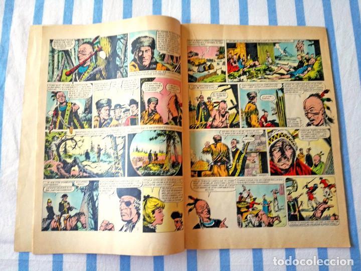 Tebeos: nº 15 Agua de fuego Joyas Literarias juveniles Bruguera 1972 Elliot Dooley Cómic libro - Foto 4 - 64121803