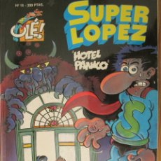 Tebeos: SUPER LÓPEZ, Nº 19. Lote 64152851