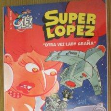 Tebeos: SUPER LOPEZ. Nº 34. Lote 64153155