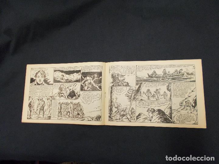 Tebeos: EL CACHORRO - Nº 40 - Y EL TESORO MALDITO - IRANZO - ORIGINAL - BRUGUERA - - Foto 2 - 64347135