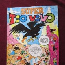 Tebeos: SUPER TIO VIVO Nº 18. BRUGUERA 1973 TEBENI EXCELENTE ESTADO. Lote 64354643