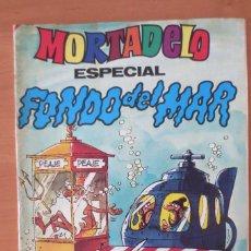 Tebeos: MORTADELO ESPECIAL FONDO DEL MAR. Lote 64361491