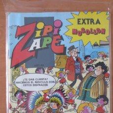 Tebeos: ZIPI Y ZAPE EXTRA MOGOLLON . Lote 64365735