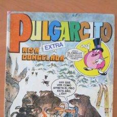 Tebeos: PULGARCITO RISA CONGELADA. Lote 64367579