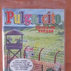 Tebeos: PULGARCITO EXTRA DE VERANO 1979. Lote 64368859