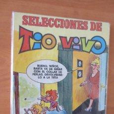 Tebeos: SELECCIONES DE TIO VIVO. Lote 64370259