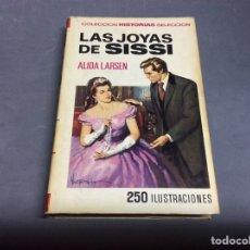 Tebeos: HISTORIAS SELECCION , LAS JOYAS DE SISSI / ALIDA LARSEN -ED. BRUGUERA. Lote 64616015