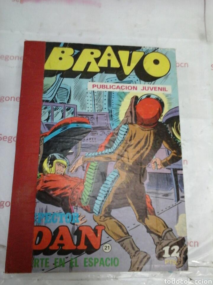 TOMO ÚNICO - INSPECTOR DAN - ED. BRUGUERA (Tebeos y Comics - Bruguera - Inspector Dan)