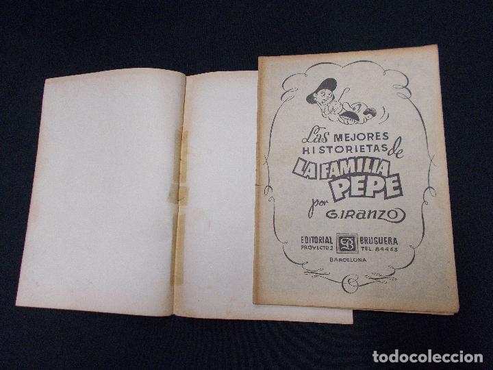 Tebeos: SERIE MAGOS DEL LAPIZ - LA FAMILIA PEPE - IRANZO - BRUGUERA - - Foto 2 - 65273671