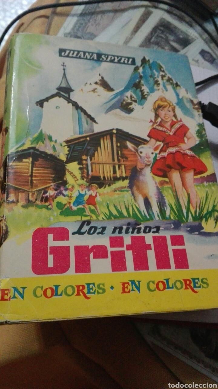 LOS NIÑOS GRITLI, BRUGUERA (Tebeos y Comics - Bruguera - Otros)
