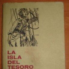 Tebeos: LA ISLA DEL TESORO. ROBERT LOUIS STEVENSON. COLECCIÓN HISTORIAS SELECCIÓN BRUGUERA.. Lote 65984906