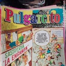 Tebeos: PULGARCITO EXTRA DE PRIMAVERA 1977. Lote 65998571