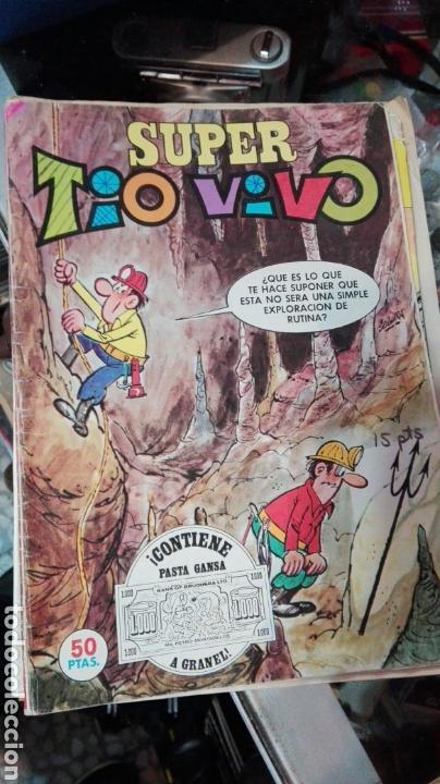 SUPER TIO VIVO (Tebeos y Comics - Bruguera - Tio Vivo)