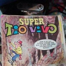 Tebeos: SUPER TIO VIVO. Lote 66000723