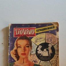 Tebeos: TIOVIVO Nº 72 - EXTRAORDINARIO. Lote 66018886