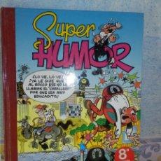 Tebeos: SUPER HUMOR - Nº 22 - EDICIONES B - 8ª EDICIÓN 2009 - LA CAZA DEL CACO - LOS INVENTOS DEL PROFESOR. Lote 78227625