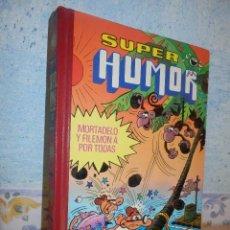 Tebeos: SUPER HUMOR - Nº XI - 11 - BRUGUERA - 1883 - C. Lote 66117910