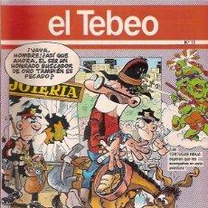 BDs: REVSITA EL TEBEO Nº 12 MORTADELO Y FILEMON. Lote 66154770