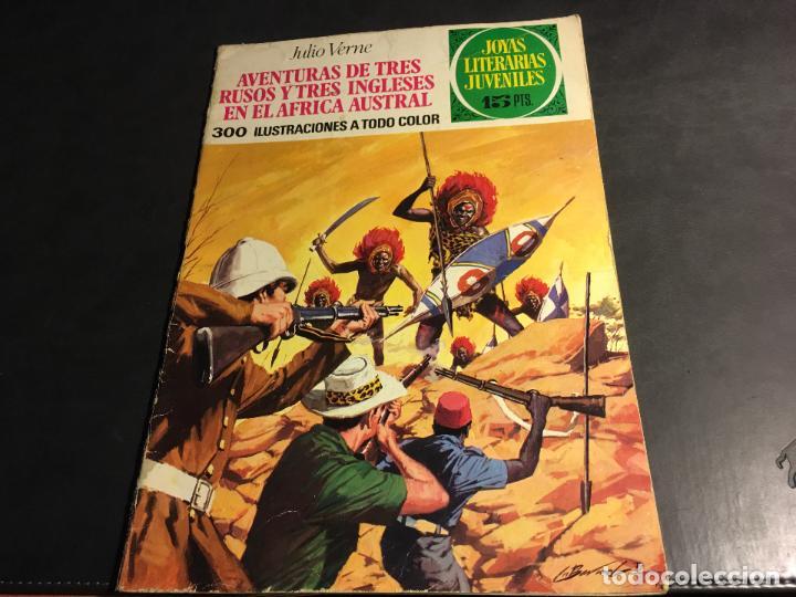 JOYAS LITERARIAS Nº 28 PRIMERA EDICION (BRUGUERA) (COI16) (Tebeos y Comics - Bruguera - Joyas Literarias)