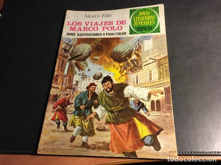JOYAS LITERARIAS Nº 166 PRIMERA EDICION (BRUGUERA) (COI16) (Tebeos y Comics - Bruguera - Joyas Literarias)