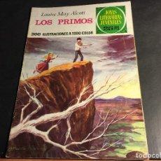Tebeos: JOYAS LITERARIAS Nº 168 PRIMERA EDICION (BRUGUERA) (COI16). Lote 66174382