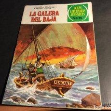 Tebeos: JOYAS LITERARIAS Nº 222 PRIMERA EDICION (BRUGUERA) (COI16). Lote 66249018