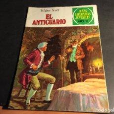 Tebeos: JOYAS LITERARIAS Nº 227 PRIMERA EDICION (BRUGUERA) (COI16). Lote 66249158