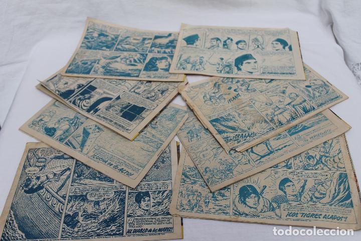 Tebeos: LOTE 8 COMIC, EL COSACO VERDE, BRUGUERA. ORIGINALES, AÑOS 60 - Foto 4 - 66262538