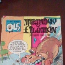 Tebeos: COLECCIÓN OLÉ MORTADELO Y FILEMON N'57,4 EDICIÓN AÑO 1980.. Lote 66275002