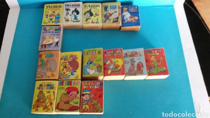 LOTE COMICS MINI INFANCIA DISTINTOS AÑOS BRUGUERA (Tebeos y Comics - Bruguera - Otros)