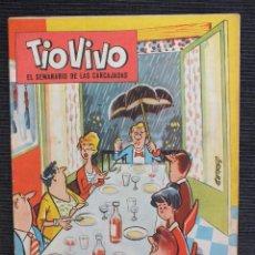 Giornalini: TIO VIVO Nº 2 SEGUNDA EPOCA EDITORIAL BRUGUERA. Lote 66999018