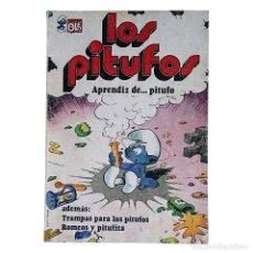 Tebeos: LOS PITUFOS Nº 8 / APRENDIZ DE PITUFO / COLECCION OLÉ / BRUGUERA 1981 (PEYO). Lote 67281021