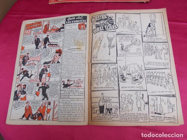 Tebeos: DDT. Nº 282. EDITORIAL BRUGUERA. - Foto 4 - 67423381