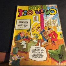 Livros de Banda Desenhada: SUPER TIO VIVO Nº 56 (COIB18). Lote 67435893